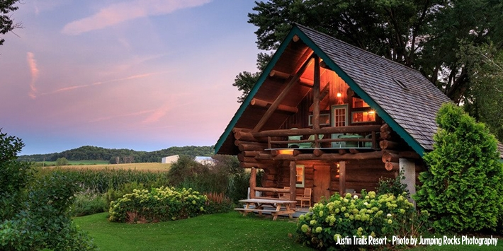 5 pet friendly cabins travel wisconsin Secluded Cabins In Wisconsin