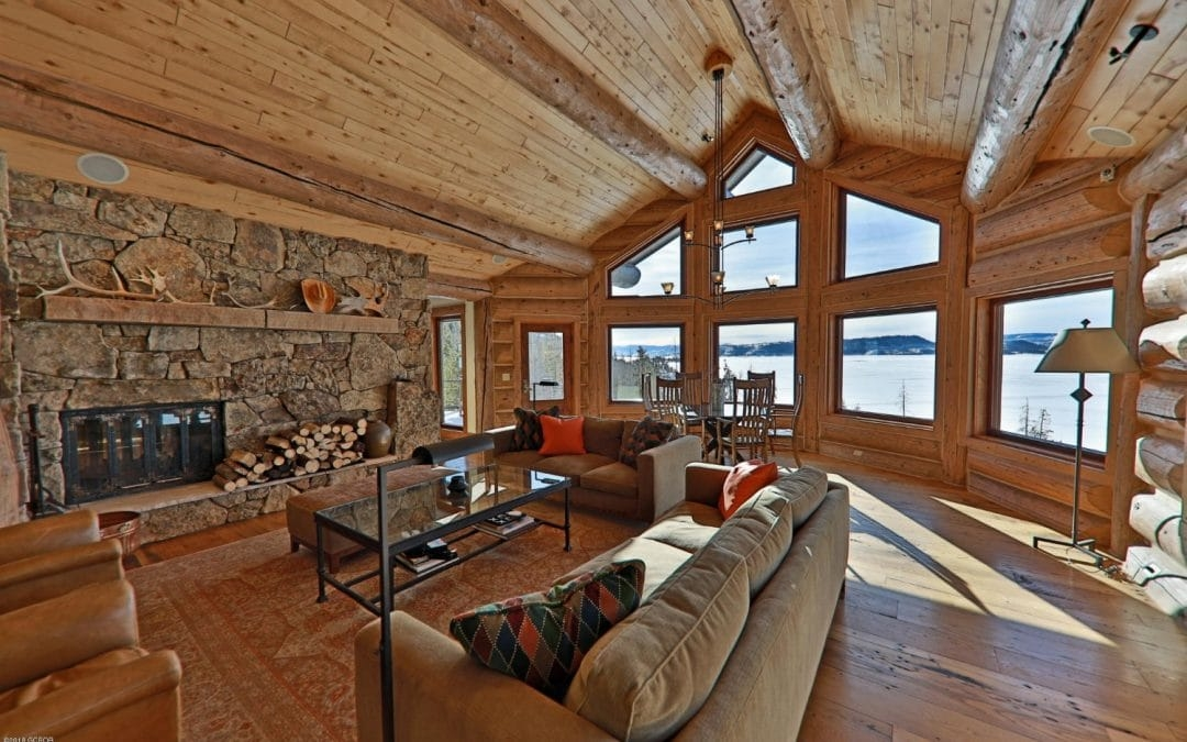 5 reasons to live in a grand lake co cabin real estate of Grand Lake Co Cabins
