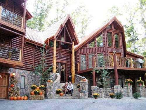 5 star cabin rentals story natural bridge red river gorge Little Red River Cabins