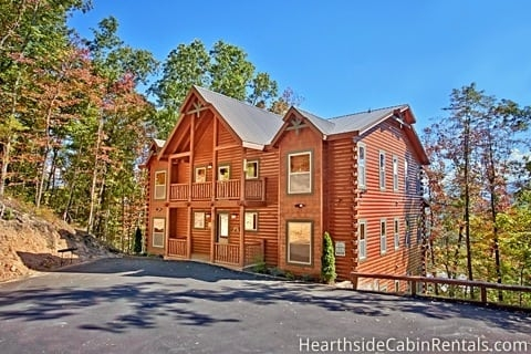 7 perks of staying at our 13 bedroom cabins in gatlinburg tn Tennessee Gatlinburg Cabins