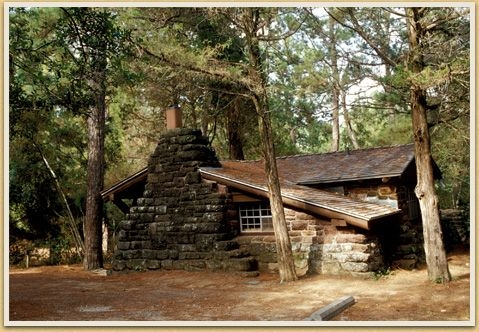 as a child we went to garner state park and heb camp would Cabins In Garner State Park