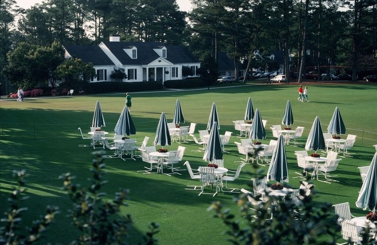 augusta national is renovating one of its most famous Augusta National Cabins