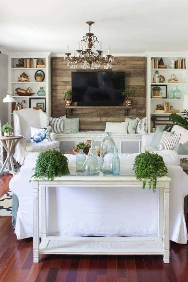 beach cottage decor for every room in your home mommy thrives Beach Cabin Decorating Ideas