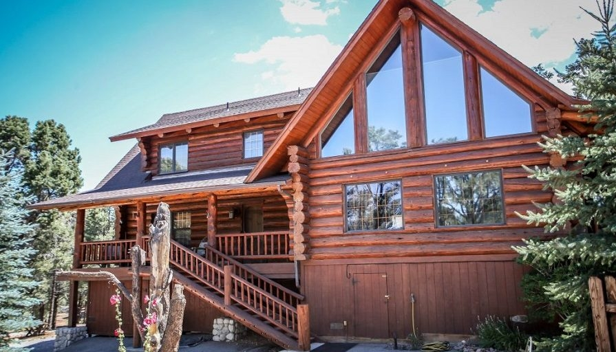 10 Big Bear Lake Cabins