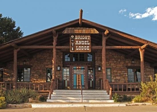 bright angel lodge cabins grand canyon village az what Bright Angel Lodge And Cabins