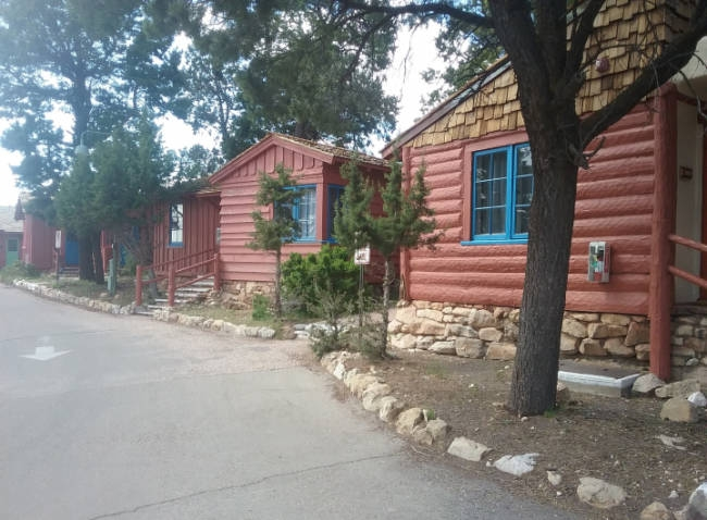 bright angel lodge grand canyon national park Bright Angel Lodge And Cabins