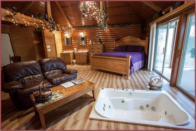 brown county indiana cabins with hot tubs home improvement Cabins Brown County Indiana