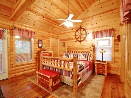 cabin a 9 the constitution cabin we the people Branson Log Cabin Rentals