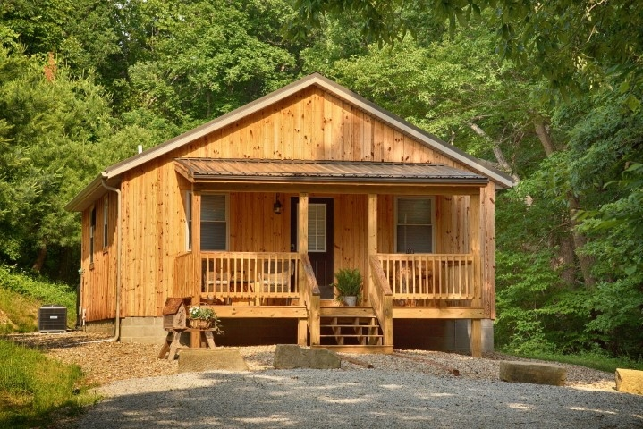 cabin rentals ohio find it here Vacation Cabins In Ohio