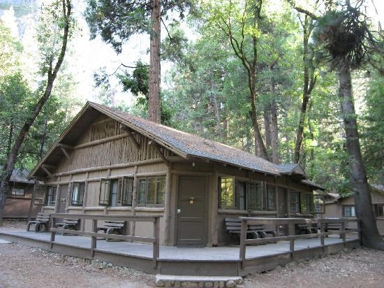 cabins in the woods of curry village picture of curry Curry Village Cabin