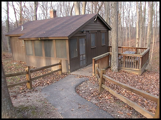 cabins mccormicks creek state park indiana Cabins In Indiana State Parks