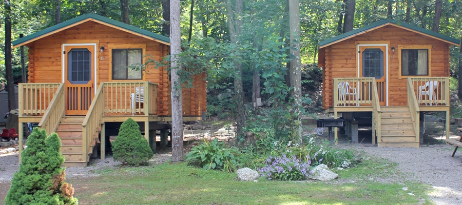 camping nj campground Cabins In New Jersey