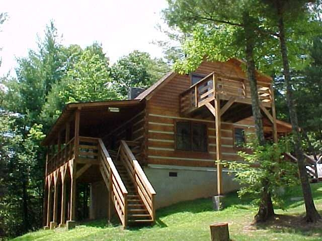 choose your vacation rental cabin at fall creek cabins near Fall Creek Cabins