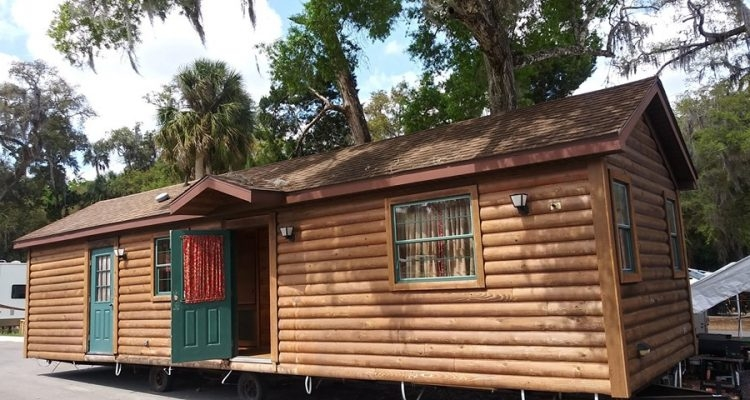 disney world history 30000 for a fort wilderness cabin Disney World Cabins