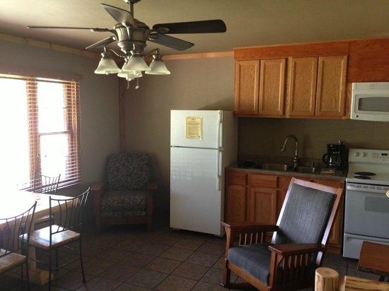 entrymain area picture of roman nose lodge watonga Roman Nose Cabins
