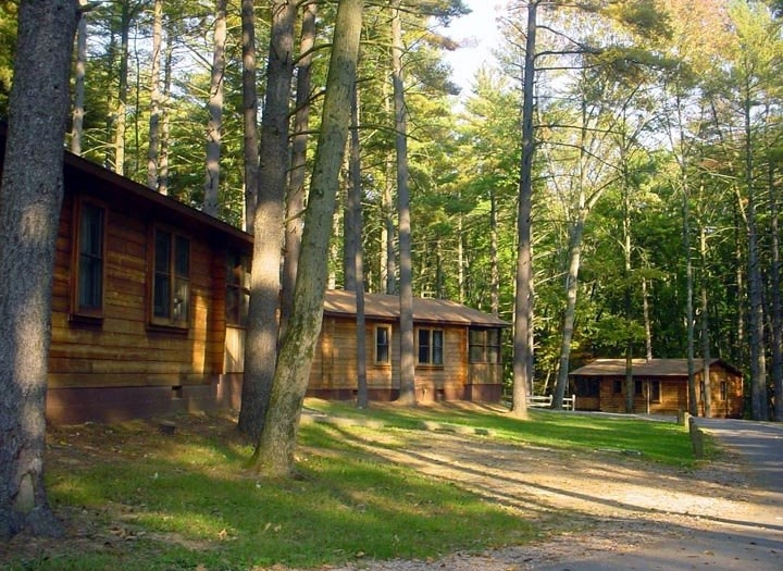 family cabins at lincoln state park visit indiana Indiana State Park Cabins