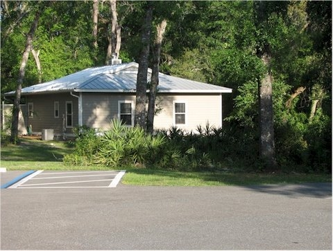 florida state park camping cabins lodging in a natural setting Florida State Parks Cabins