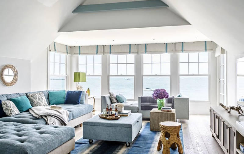 have an endless summer with these 35 beach house decor ideas Beach Cabin Decorating Ideas