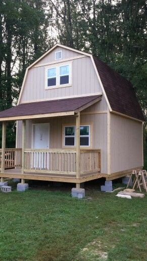 home depot tiny home small house tiny house 16 x 16 two 16 X 16 Cabin Plans