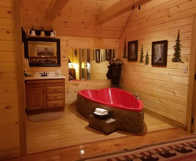 honeymoon hills sweet romance Gatlinburg Tn Honeymoon Cabins
