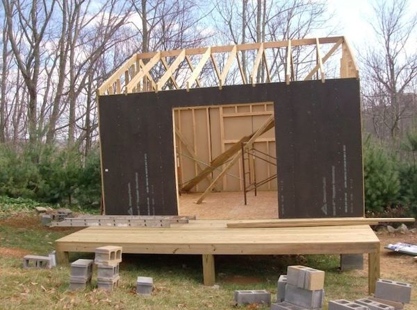how to build a mortgage free small house for 5900 Build A Small Cabin