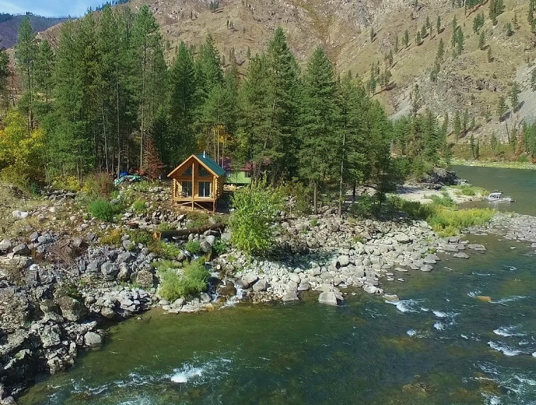 lemhi creek cabin archives mountain river outfitters Mountain River Cabins