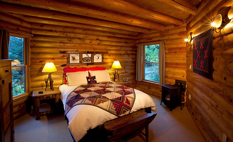 mountain cabins pet friendly rentals taos ski valley Taos New Mexico Cabins