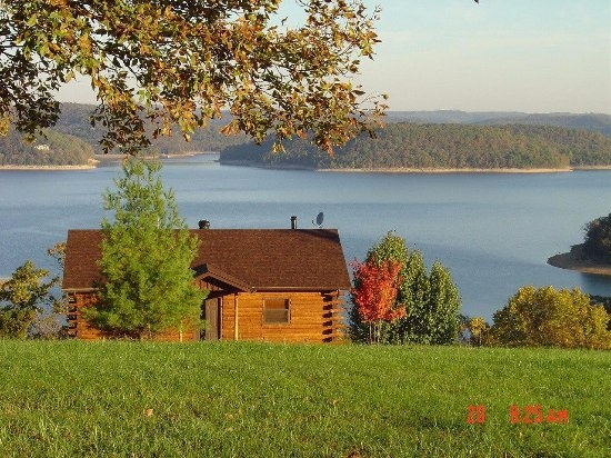 mountain top cabin 5 picture of lake shore cabins on Lake Shore Cabins On Beaver Lake