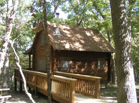 outpost cabins review of lake of the ozarks state park Lake Of Ozarks Cabins