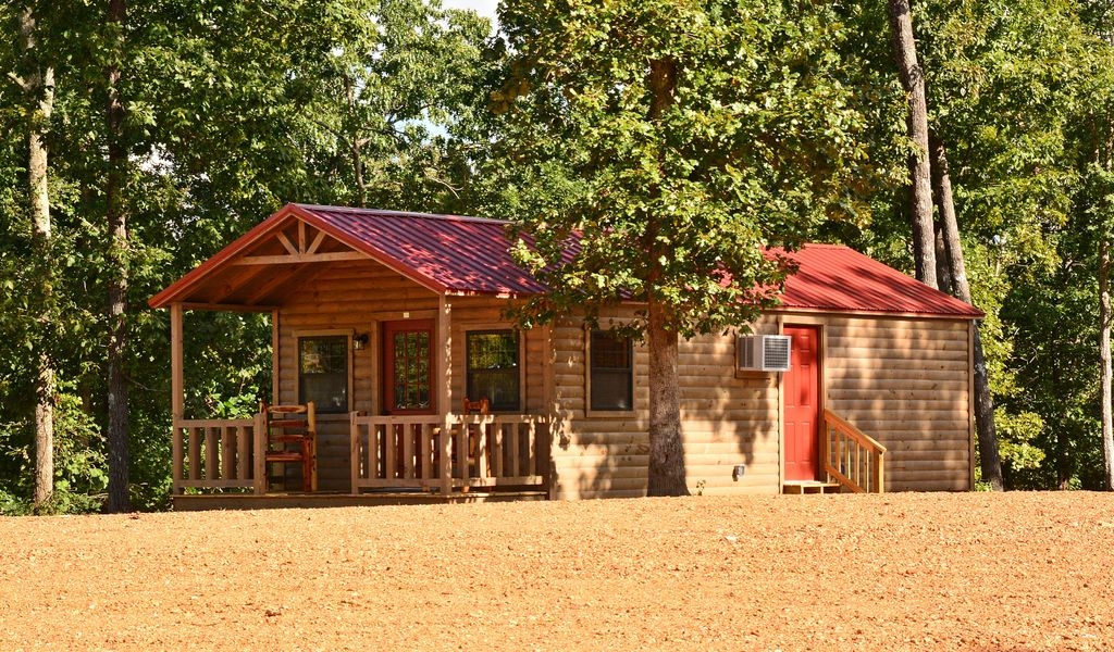 pet friendly swan bay cabins rv park cabin5 paris tn kentucky lake buchanan Pet Friendly Cabins In Kentucky