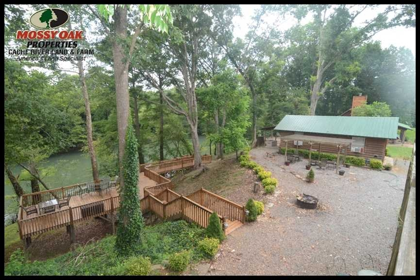 price reduced little red river waterfront dream home and 2 Little Red River Cabins