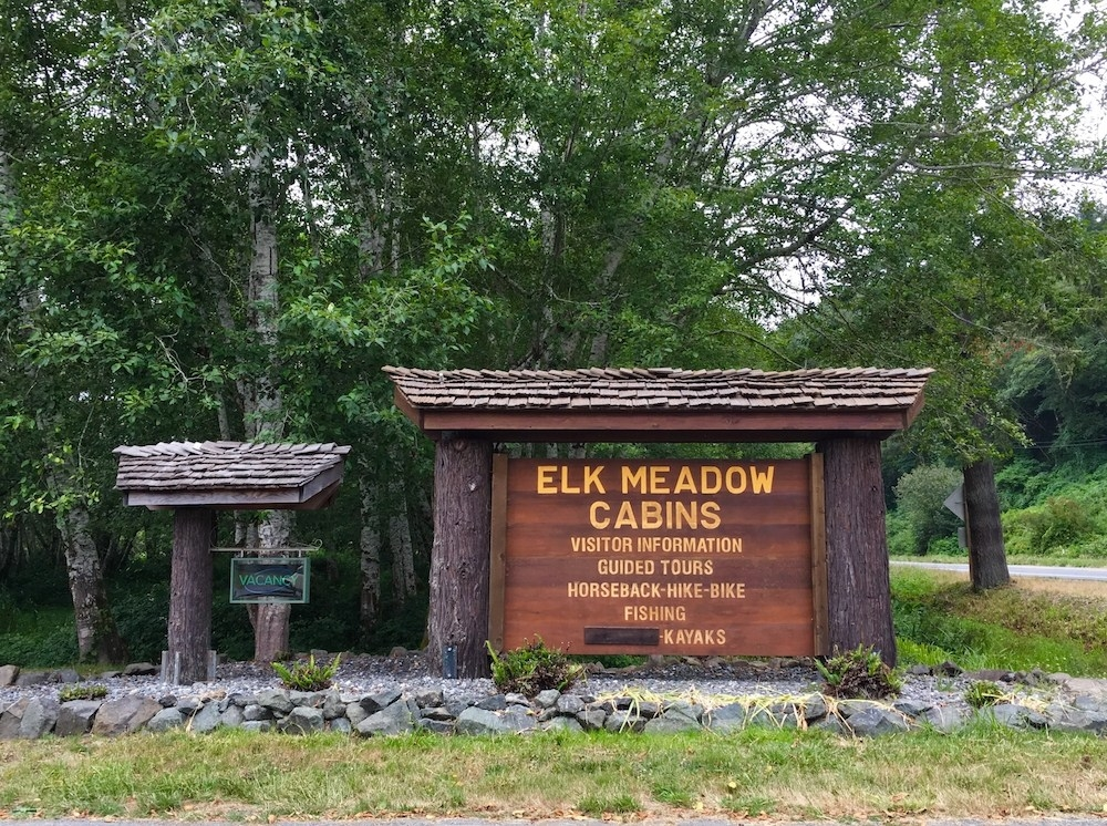 redwoods national park in california things to do in the Redwood National Park Cabins