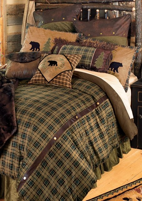 rustic bedding sets for 2019 rustic bedding Cabin Decor Bedding