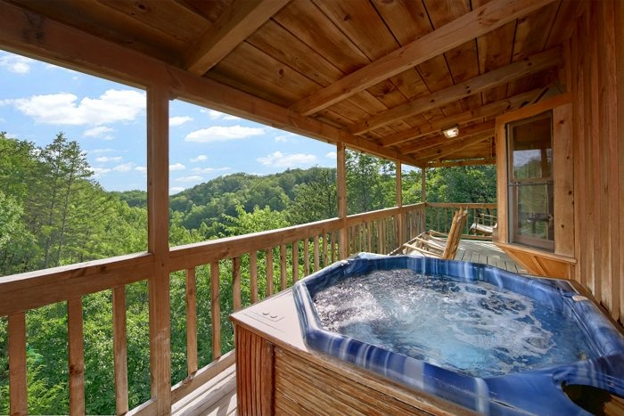 serenity ridge video walk through Gatlinburg Tn Honeymoon Cabins