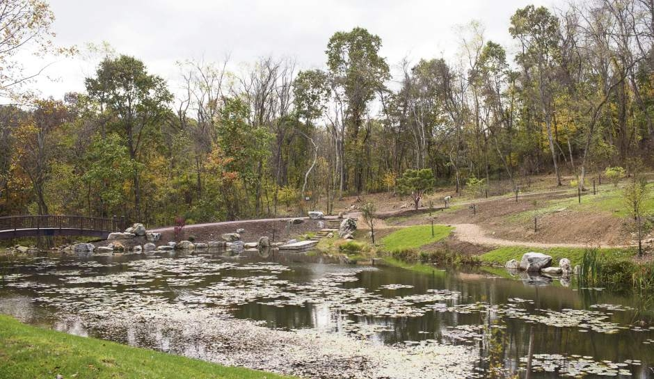 settlers cabin park snags 318000 grant to clean up Settlers Cabin Park