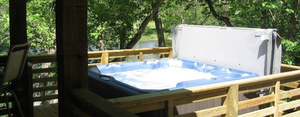 shenandoah river cabins luray page county virginia Cabins With Hot Tubs In Va