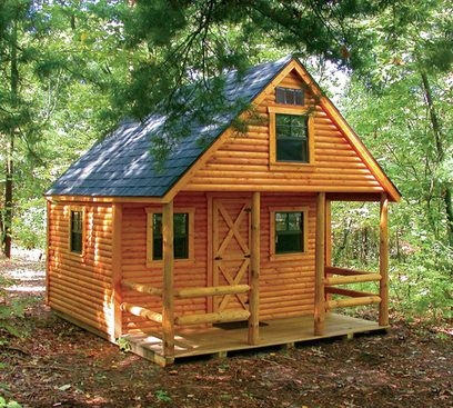 small cabins to build simple solar homes learn how to Small Cabins To Build