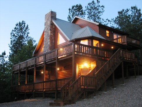 Perfect Oklahoma Camping Cabins