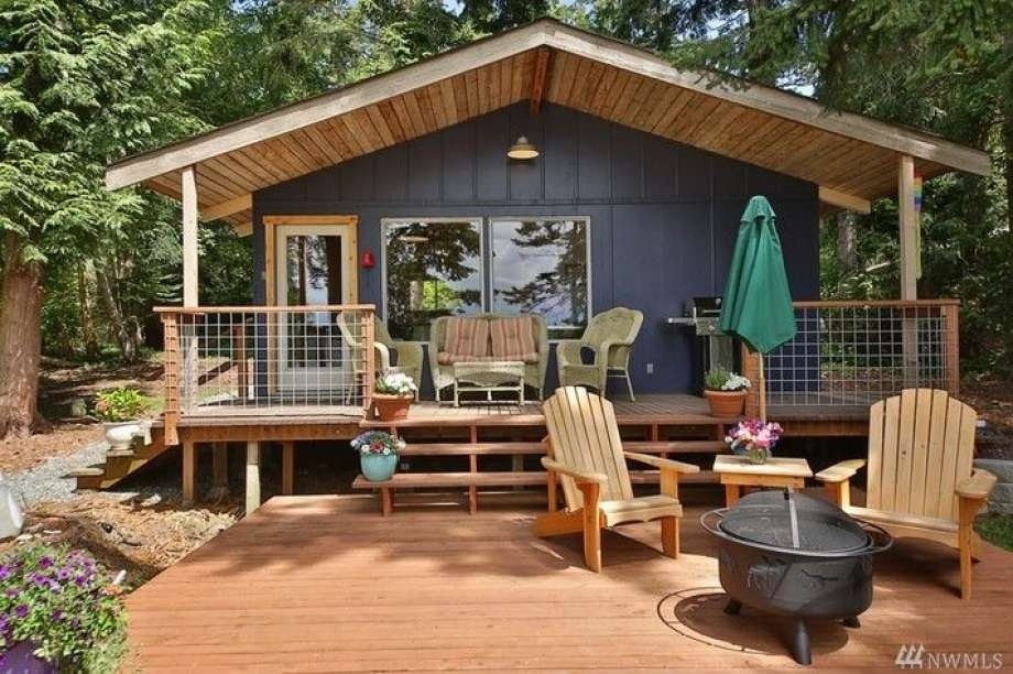Elegant Whidbey Island Cabins Gallery
