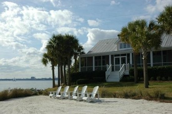the cottages on charleston harbor mount pleasant sc what Cabins In Charleston Sc