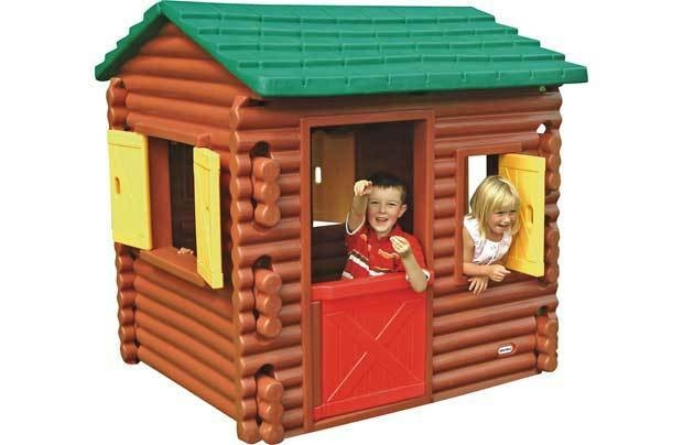 upc 050743048692 little tikes log cabin playhouse Little Tikes Log Cabin Playhouse