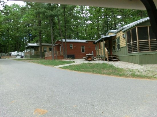 vacation rentals and cabins picture of wild acres rv Old Orchard Beach Cabins