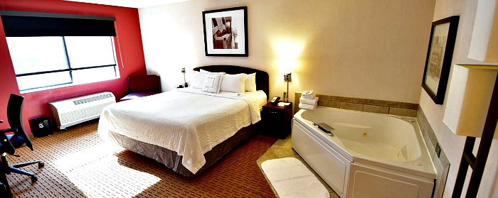 virginia hot tub suites romantic hotel rooms cabins with Cabins With Hot Tubs In Va
