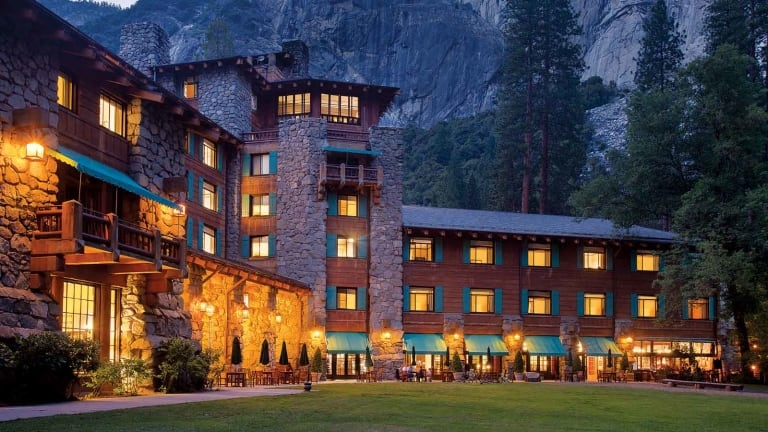 which hotel or lodging in yosemite national park my Yosemite National Park Cabins