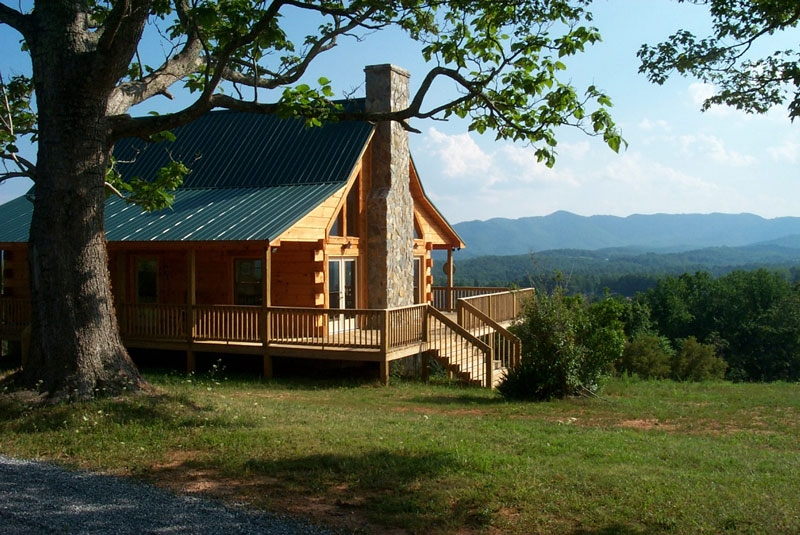 13 mountain cabin rentals for your summer vacation Cabins In Mountains
