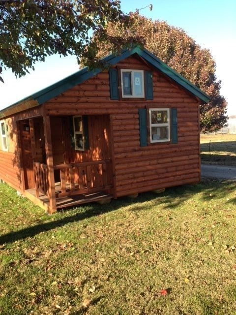 14 x 32 amish modular cabin move in ready true four Four Seasons Cabins
