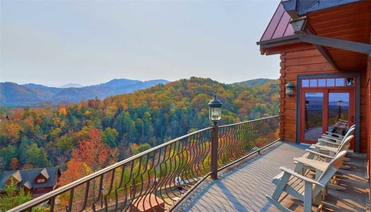 5 awesome cabins in sevierville tennessee Cabins In Sevierville Tennessee