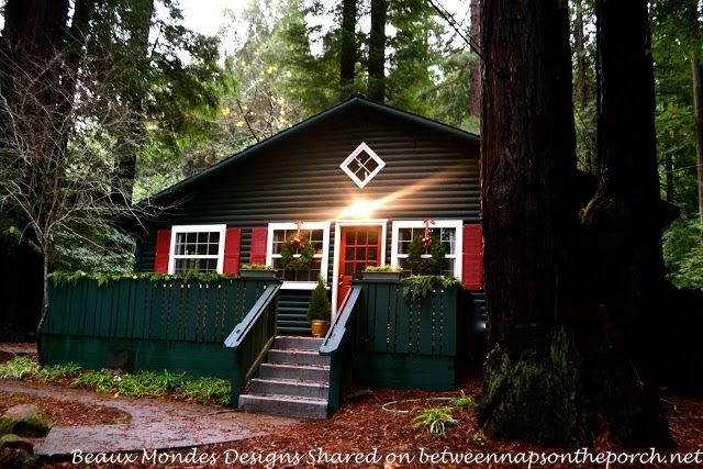a cabin renovation restoration on the russian river Russian River Cabins