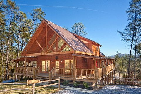 apache sunset cabin rental in pigeon forge tn the king Log Cabin Rentals In Pigeon Forge Tn