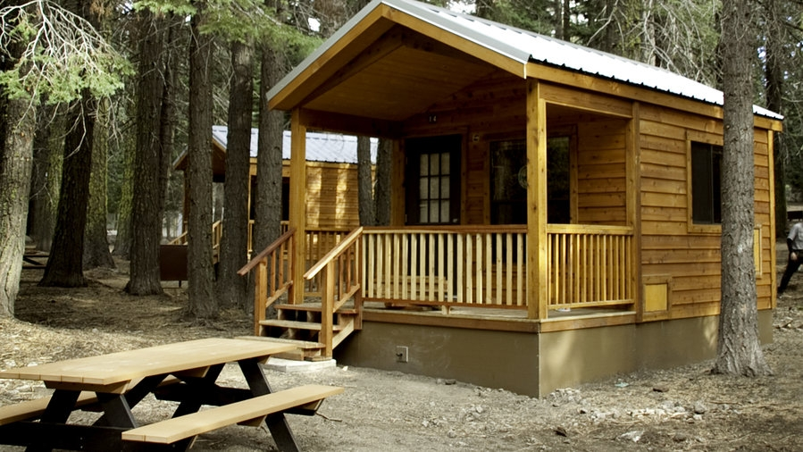 best camping cabins for a comfy yet rustic experience Lassen National Park Cabins